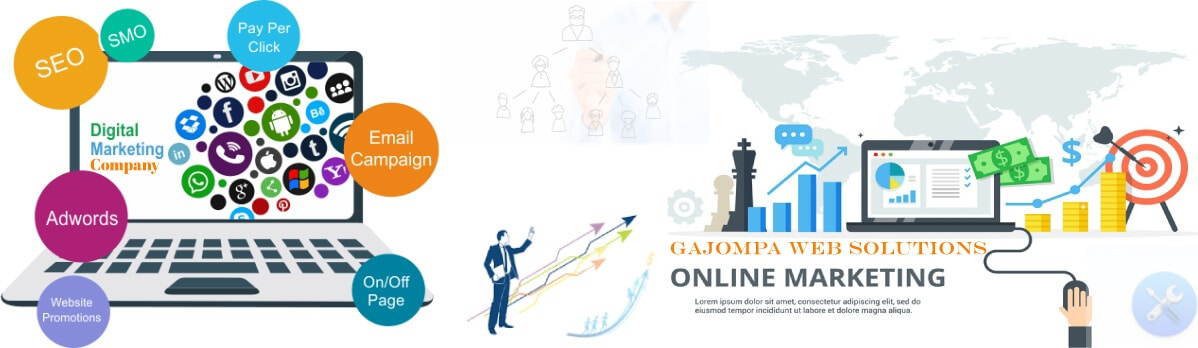 Gajompa Web Solutions